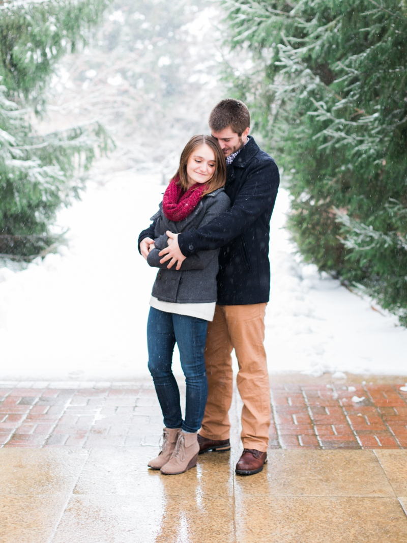 Chicago Botanic Garden Engagement Photos Dabble Me This